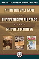 Baseball History eBook Gift Set