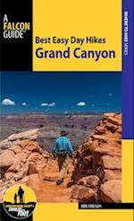 Best Easy Day Hikes Grand Canyon National Park [With Trail Map] (Best Easy Day Hikes)