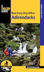 Falcon Guides Best Easy Day Hikes Adirondacks (FalconGuides: Best Easy Day Hikes)