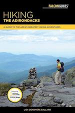 Falcon Guides Hiking the Adirondacks (FalconGuides)