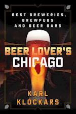 Beer Lover's Chicago (Beer Lovers Series)