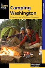 Camping Washington (State Camping Series)