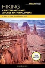 Hiking Canyonlands and Arches National Parks (Regional Hiking Series)