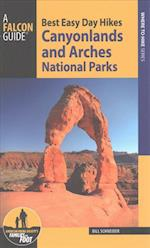 Best Easy Day Hikes Canyonlands and Arches National Parks / National Geographic Canyonlands National Park Trails Illustrated Map