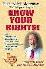 Know Your Rights! (KNOW YOUR RIGHTS)