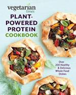 Vegetarian Times Plant-Powered Protein Cookbook