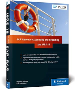 Bog, hardback IFRS 15 and SAP Revenue Accounting and Reporting af Dayakar Domala