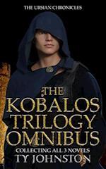 The Kobalos Trilogy Omnibus