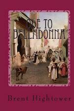 Ode to Belladonna af Brent Hightower