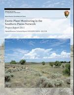 Exotic Plant Monitoring in the Southern Plains Network