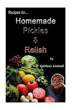 Recipes for Pickles & Relish