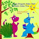 Teddy Dragons Make Their Dreams Come True af Beata Pawelczyk Cnudde