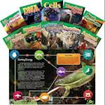 Let's Explore Life Science Grades 4-5, 10-Book Set (Informational Text