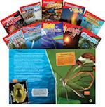 Let's Explore Physical Science Grades 4-5, 10-Book Set (Informational Text af Teacher Created Materials