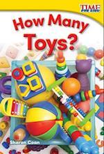 How Many Toys? af Sharon Coan