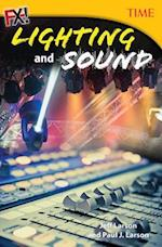 FX! Lighting and Sound (Time for Kids: Nonfiction Readers)