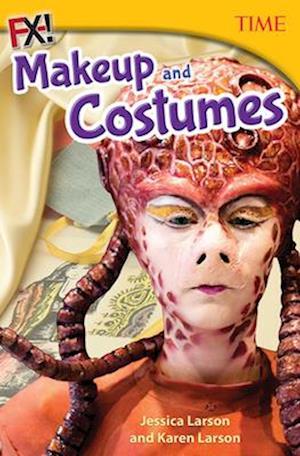 Bog, paperback Fx! Costumes and Makeup af Jessica Larson