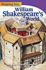 Stepping into William Shakespeare's World (Time for Kids: Nonfiction Readers)