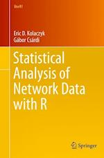 Statistical Analysis of Network Data with R (Use R, nr. 65)