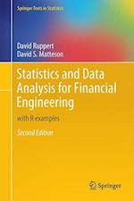 Statistics and Data Analysis for Financial Engineering (Springer Texts in Statistics)