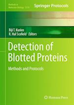 Detection of Blotted Proteins af Biji T. Kurien