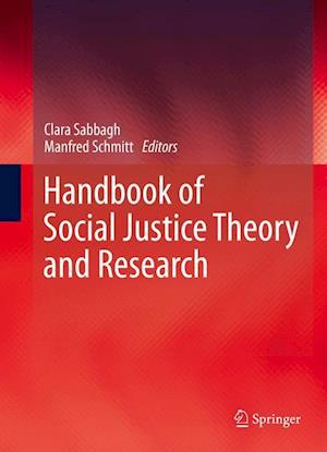 Handbook of Social Justice Theory and Research