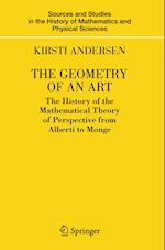The Geometry of an Art (Sources and Studies in the History of Mathematics and Physic)