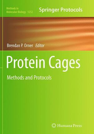 Protein Cages : Methods and Protocols