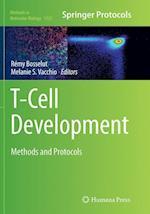 T-Cell Development (METHODS IN MOLECULAR BIOLOGY, nr. 1323)