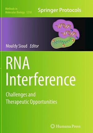 RNA Interference : Challenges and Therapeutic Opportunities