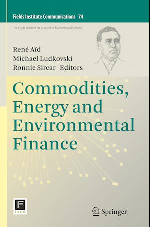 Bog, paperback Commodities, Energy and Environmental Finance af Rene Aid