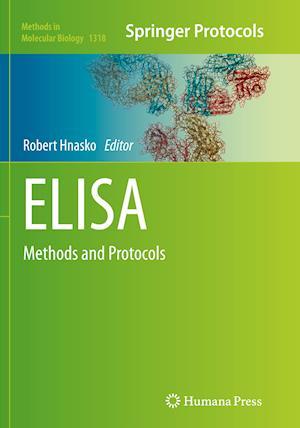 Bog, paperback ELISA af Robert Hnasko