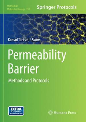 Permeability Barrier : Methods and Protocols