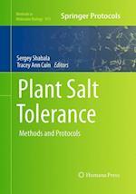 Plant Salt Tolerance af Sergey Shabala