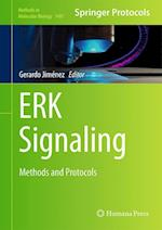 ERK Signaling : Methods and Protocols