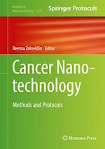 Cancer Nanotechnology (METHODS IN MOLECULAR BIOLOGY, nr. 1530)