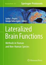 Lateralized Brain Functions : Methods in Human and Non-Human Species