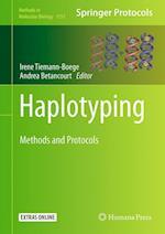 Haplotyping (METHODS IN MOLECULAR BIOLOGY, nr. 1551)