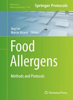 Food Allergens (METHODS IN MOLECULAR BIOLOGY, nr. 1592)