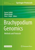 Brachypodium Genomics af Gaurav Sablok