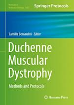 Duchenne Muscular Dystrophy : Methods and Protocols