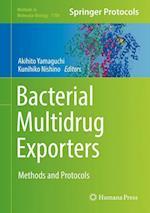 Bacterial Multidrug Exporters (METHODS IN MOLECULAR BIOLOGY, nr. 1700)