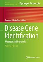 Disease Gene Identification (METHODS IN MOLECULAR BIOLOGY, nr. 1706)