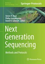 Next Generation Sequencing : Methods and Protocols