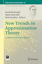 New Trends in Approximation Theory (Fields Institute Communications, nr. 81)