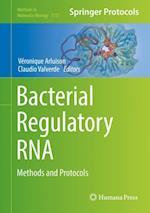 Bacterial Regulatory RNA (METHODS IN MOLECULAR BIOLOGY, nr. 1737)