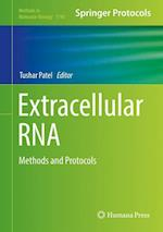 Extracellular RNA (METHODS IN MOLECULAR BIOLOGY, nr. 1740)