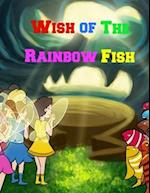 Wish of the Rainbow Fish af Pat Hatt