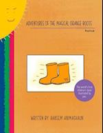 Adventures of the Magical Orange Boots af Hakeem Animashaun