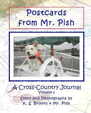 Bog, paperback Postcards from Mr. Pish Volume 2 af K. S. Brooks, MR Pish